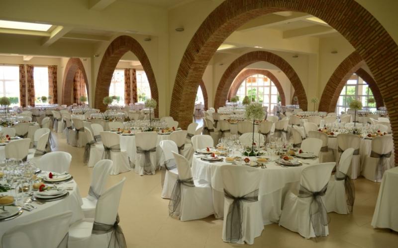 Salones de bodas en sevilla hacienda de celebraciones for Oficinas de hacienda en sevilla